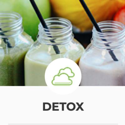 Detox.Разгрузка 900 от «YamDiet»