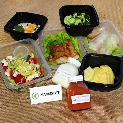 Кето-диета 1800 от «YamDiet»