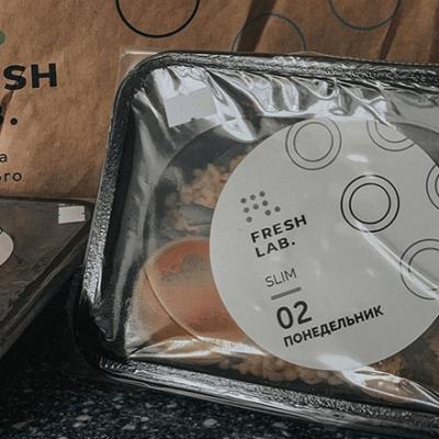 Fresh Lab (Gym Meal)