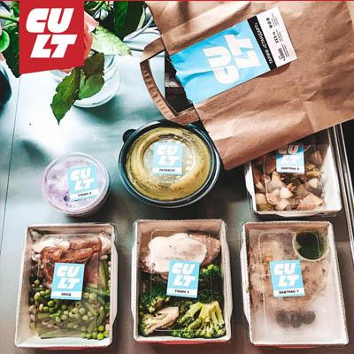 Cult Food меню