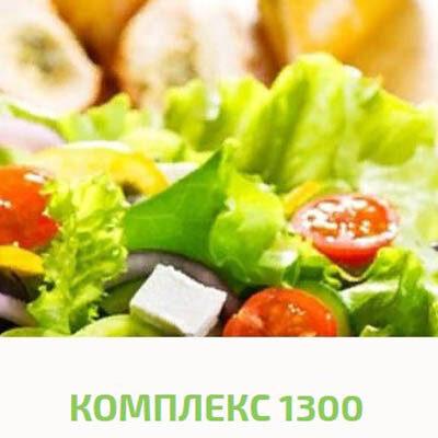 Похудение 1300 от «General Food»