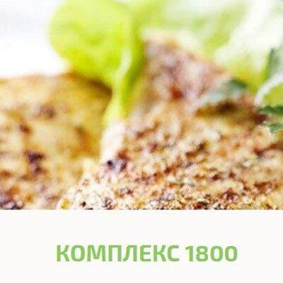 Комплекс 1800 от «General Food»