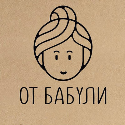 от бабули логотип