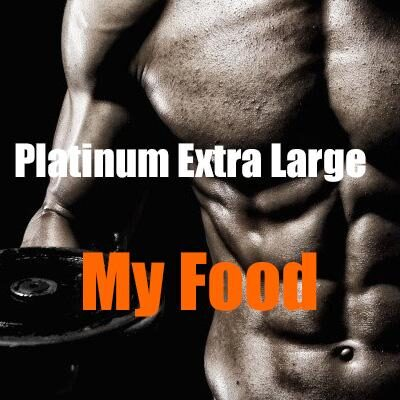 Platinum Extra Large от My Food