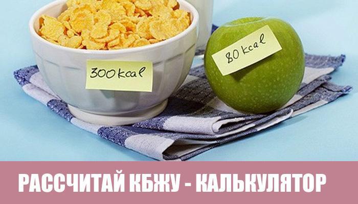 Read more about the article Рассчитать норму калорий – калькулятор бжу онлайн.