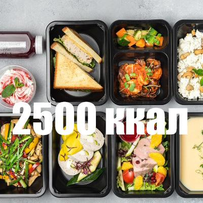 "Спортивное питание 2600 ккал от ""Performance food"""