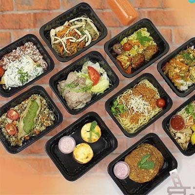 Simple meals меню